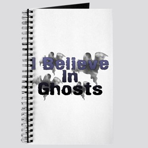 I Believe In Ghosts Journal