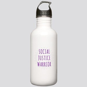 Social Justice Warrior Stainless Water Bottle 1.0L