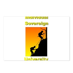 IndSovU Postcards (Package of 8)