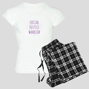 Social Justice Warrior Pajamas