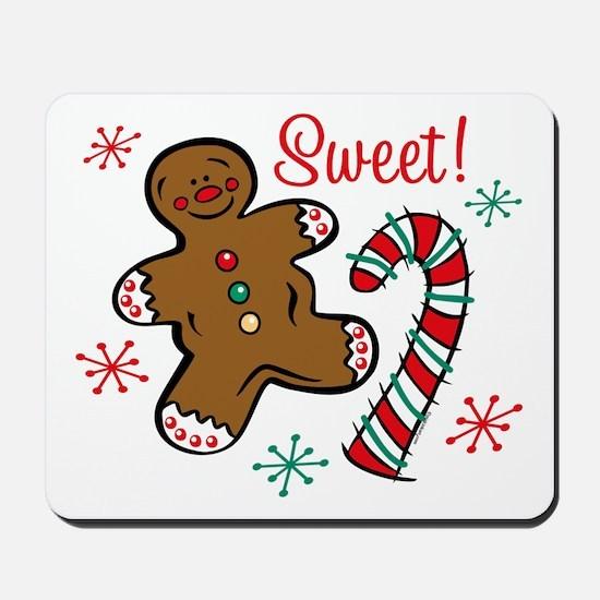 Christmas Sweet Mousepad