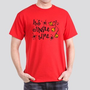 Jingle Time Dark T-Shirt
