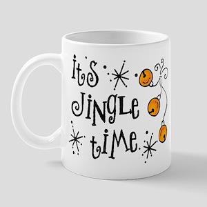 Jingle Time Mug