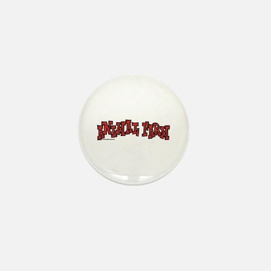 Animal Farm Mini Button