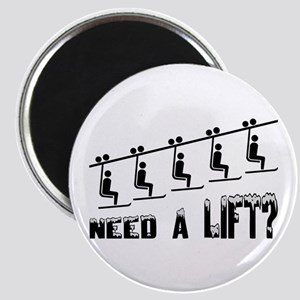 Need A Ski Lift Magnet