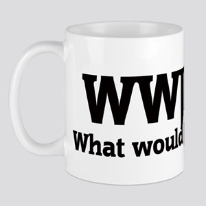 What would Jeff do? Mug