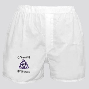 Charmed and Fabulous Triquetr Boxer Shorts