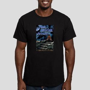BoundOne Fetish Wear Men's Fitted T-Shirt (dark)
