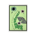 Every Day Should Be Earth Day Rectangle Magnet (10