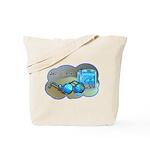 Jelly Glasses Tote Bag