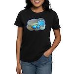 Jelly Glasses Women's Dark T-Shirt