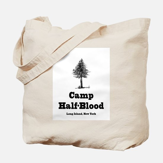 Cute Camp half blood Tote Bag