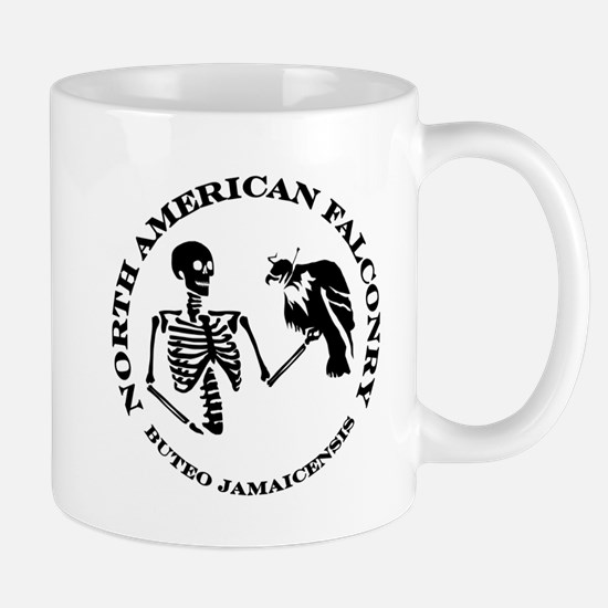 Falconry Mug