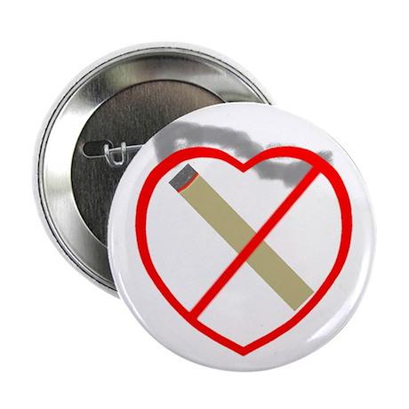 "Stop Smoking 2.25"" Button (10 pack)"