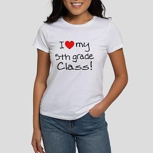 5th Grade Class: Women's T-Shirt
