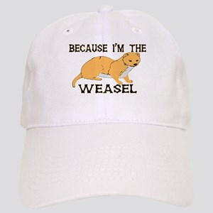 Because I'm The Weasel Cap