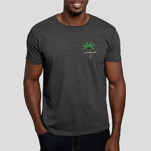 No Buff Too Tuff T-Shirt (Dark)