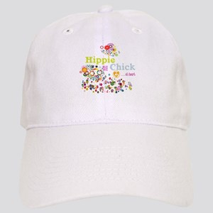 Hippie Chick at Heart Cap