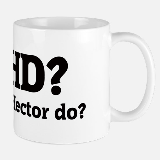 What would Hector do? Mug