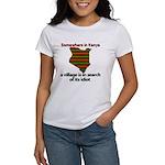 Somewhere in Kenya Women's T-Shirt