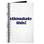 stimulate this! Journal