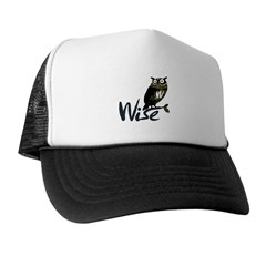 Wise Trucker Hat