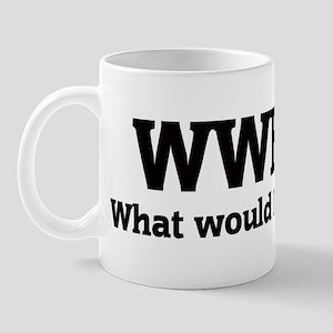 What would Harlan do? Mug