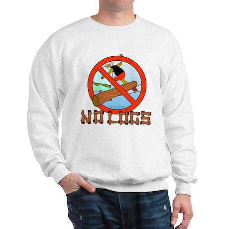 NO LOGS Sweatshirt