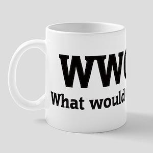 What would Glenn do? Mug