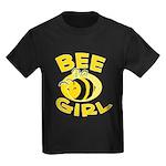 BEE Girl Kids Dark T-Shirt