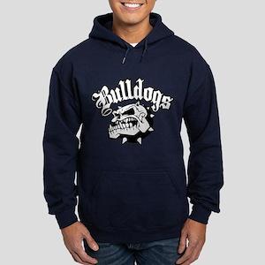 Bulldog Athletics Hoodie (dark)