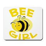 BEE Girl Mousepad