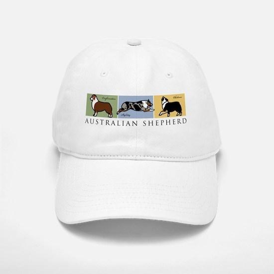 The Versatile Aussie Baseball Baseball Cap