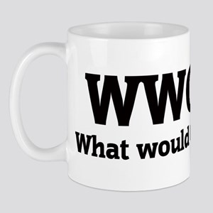 What would Gene do? Mug