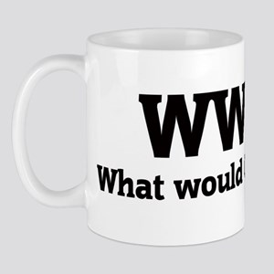 What would Gallagher do? Mug
