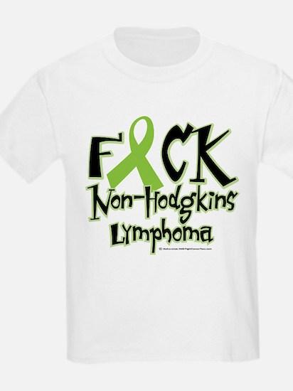 Fuck Non-Hodgkins Lymphoma T-Shirt