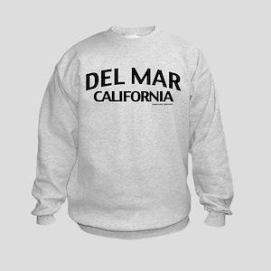 Del Mar Kids Sweatshirt