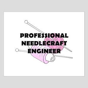 Professional Needlecraft Engi Small Poster