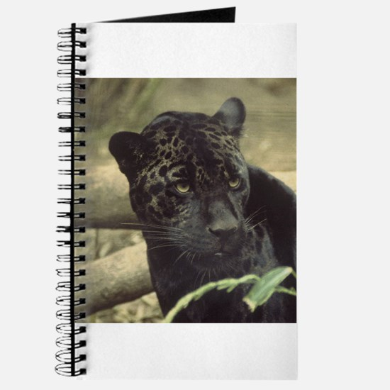 Cute Black panther Journal