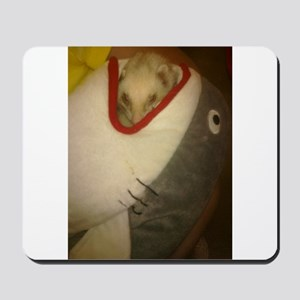 Forest the Ferret Toys Mousepad
