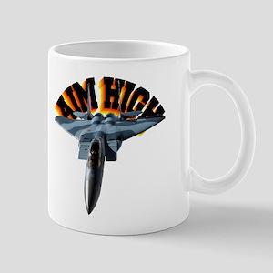 F15 Aim High Mug