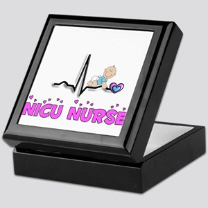 MORE NICU Nurse Keepsake Box