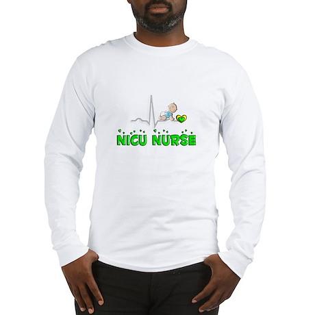 MORE NICU Nurse Long Sleeve T-Shirt