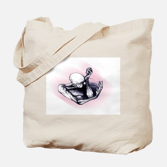 Unique Italian women Tote Bag