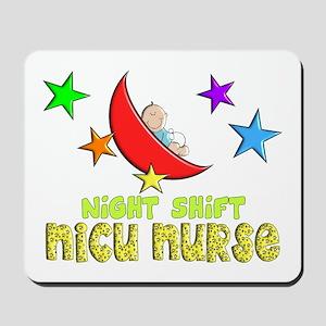 MORE NICU Nurse Mousepad