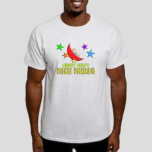 MORE NICU Nurse Light T-Shirt