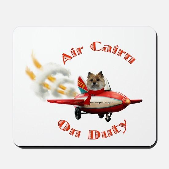 Air Cairn Terrier Mousepad
