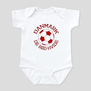 Danmark Rod-Hvide Infant Bodysuit