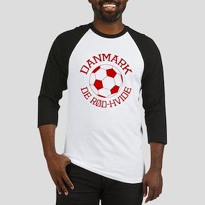 Danmark Rod-Hvide Baseball Jersey