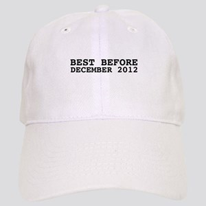 Best Before December 2012 Cap